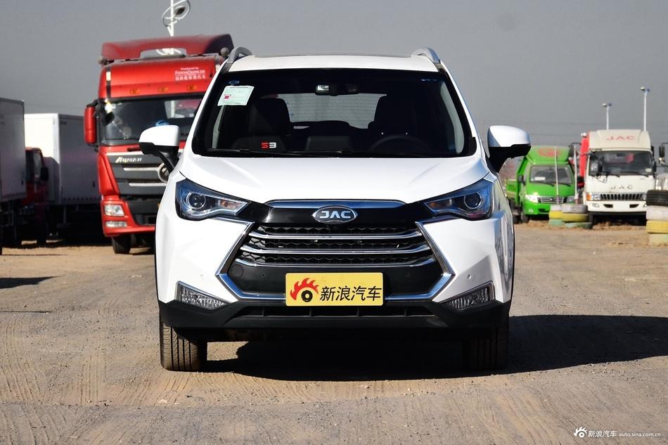 一匹专属小战马,江淮汽车瑞风S3新车全国5.59万起