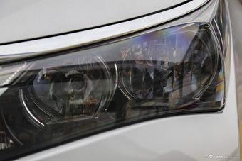 2017款卡罗拉1.2T自动GL-i真皮版