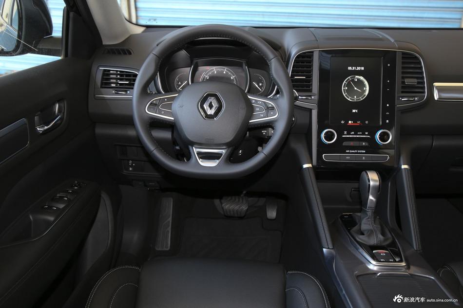 家庭第一辆车首选它,雷诺科雷傲成交价15.17万起