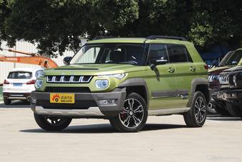 2018款北京BJ20 1.5T CVT尊贵型