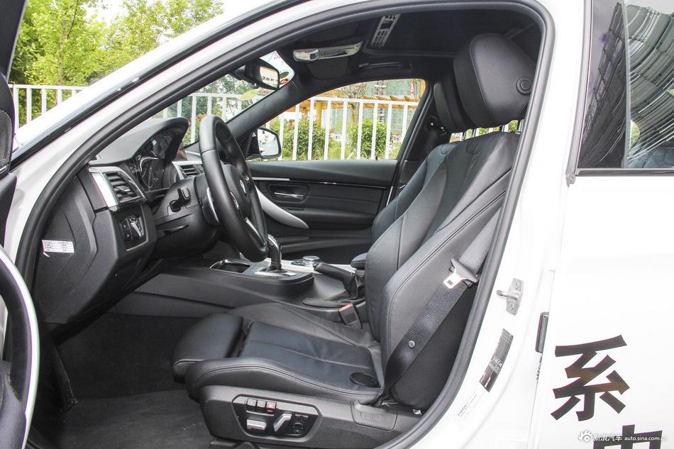 2016款宝马3系 2.0T自动328i M运动型