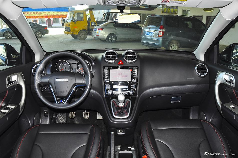 2016款哈弗H6升级版1.5T手动两驱都市型