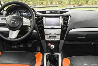 2015款中兴威虎TUV 2.8T手动柴油两驱超值版大双