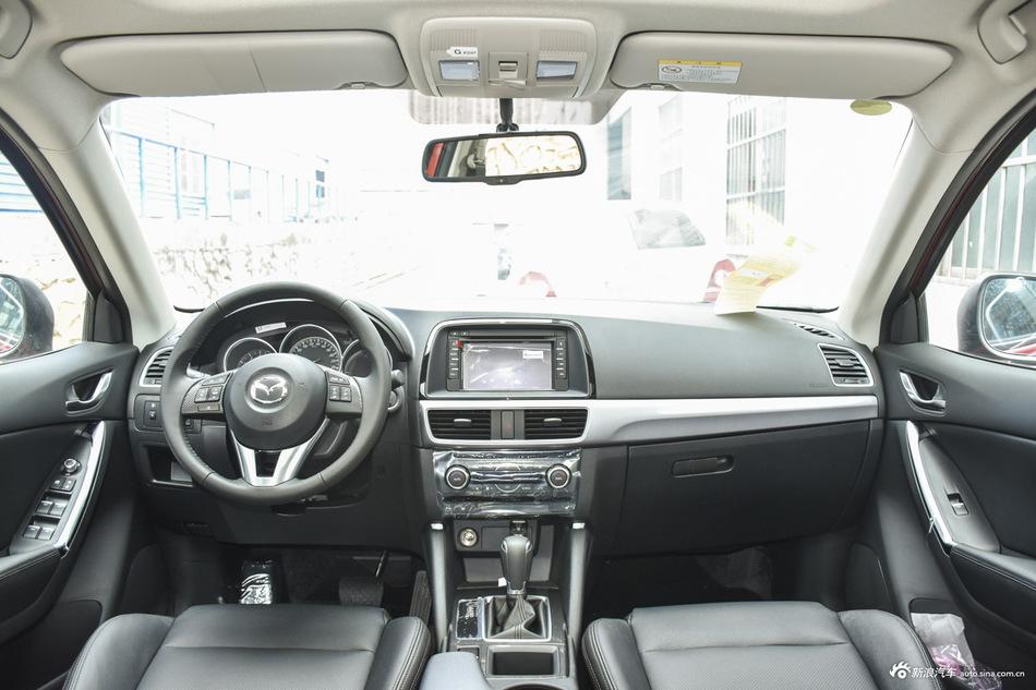 2015款马自达CX-5 2.0L自动四驱豪华型