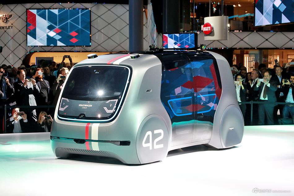 法兰克福车展 大众之夜多款重磅新车全球首发