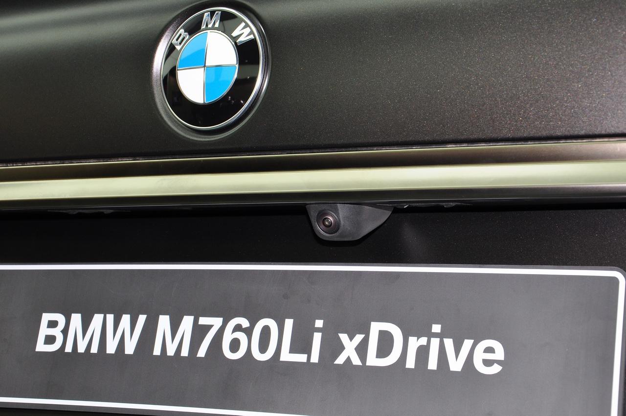 宝马M760Li xDrive