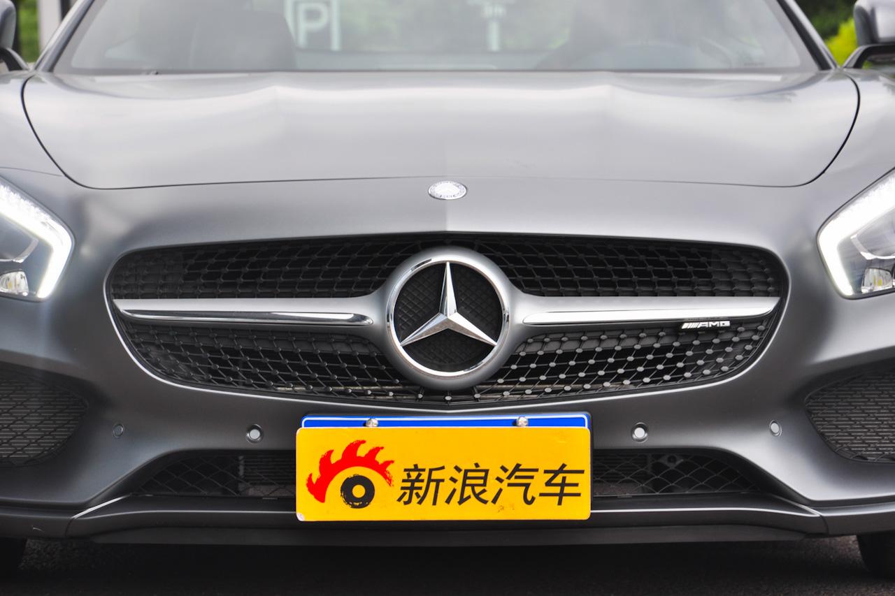 2016款奔驰 AMG GT 4.0T 自动