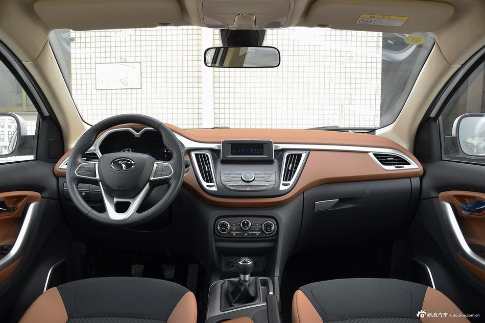 2017款东南DX7 1.5T手动舒适型