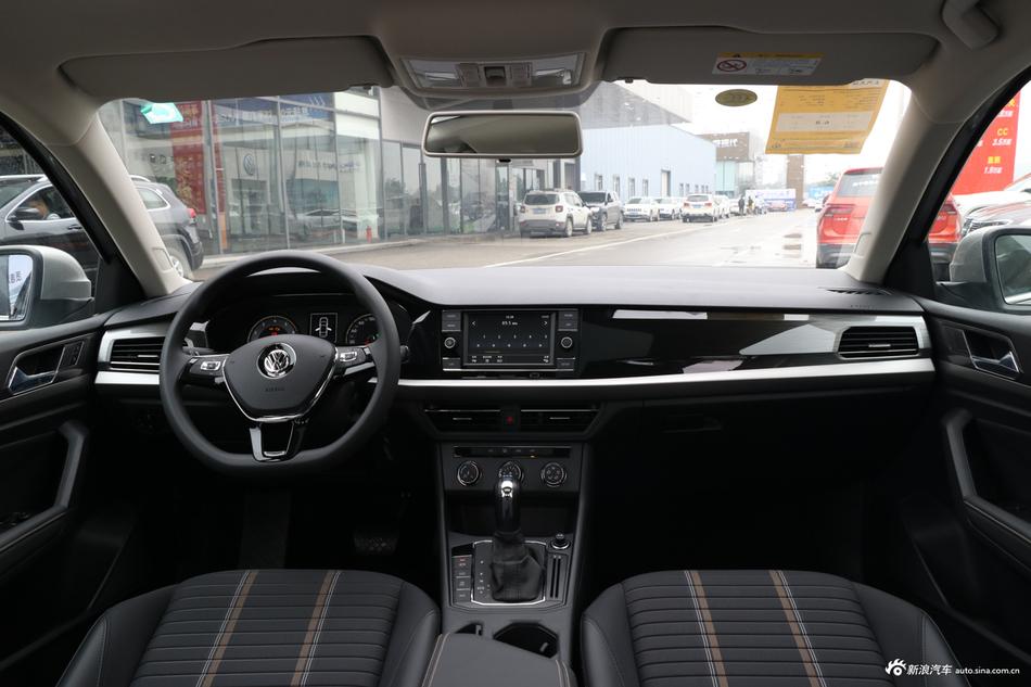 2018款朗逸1.4T自动舒适版280TSI DSG