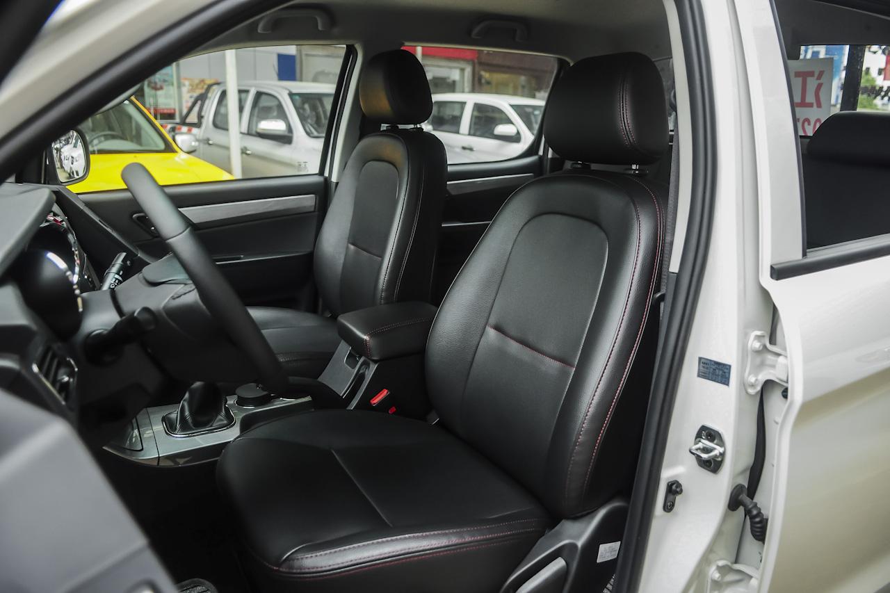 2015款帅铃T6 2.0L手动汽油进取型HFC4GA3-3D