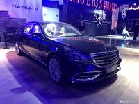 2017广州车展探馆:迈巴赫S560
