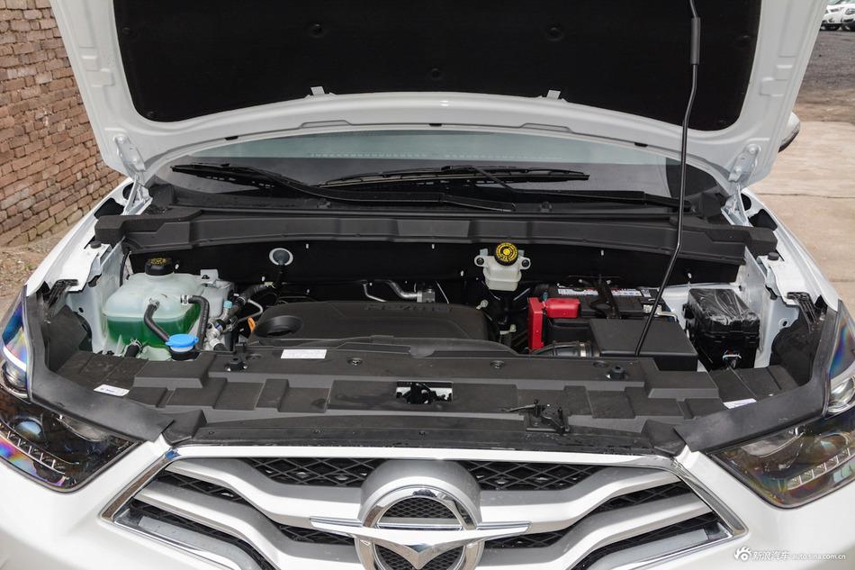 2018款海马S5青春版 1.6L手动豪华型