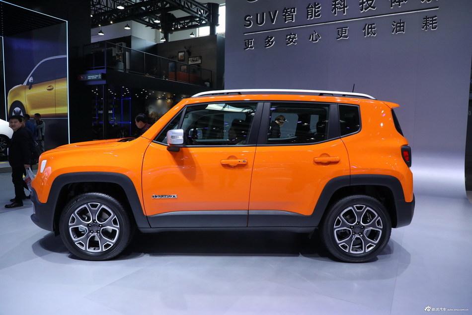 自主的价格,合资的细节,Jeep自由侠最高优惠3.17万