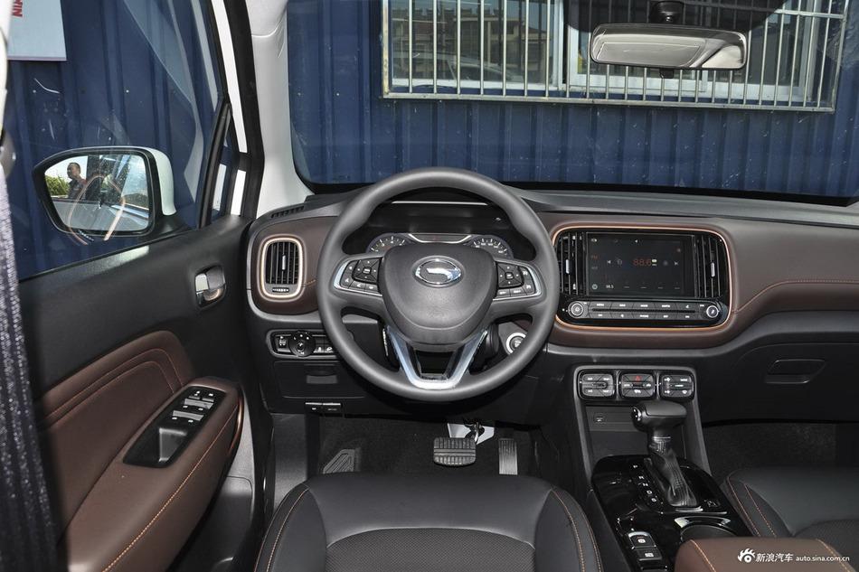 买车必需了解的行情,广汽传祺传祺GS3最高优惠0.14万起