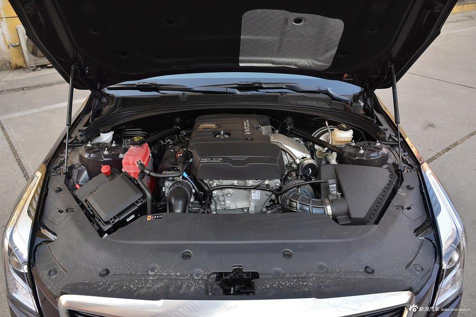 2017款ATS-L 2.0T自动28T时尚型