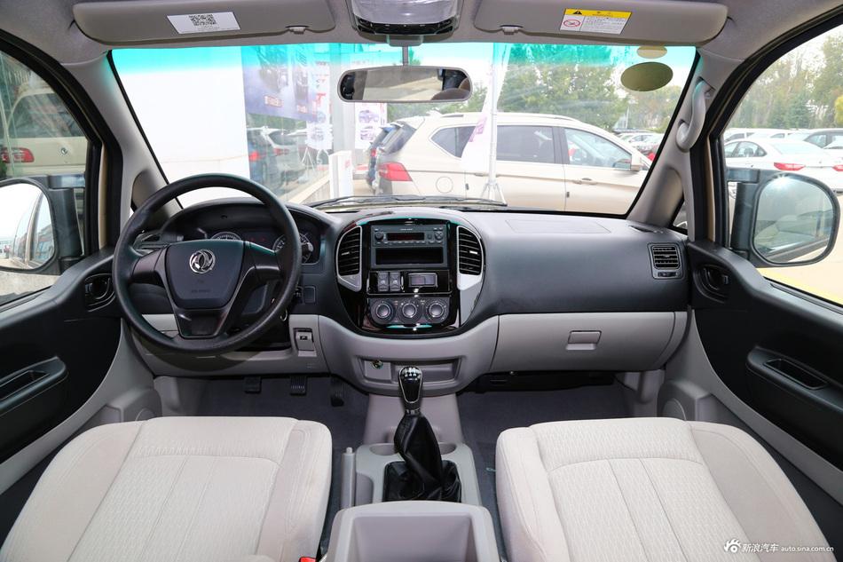 2017款菱智M3L改款1.6L手动7座舒适型