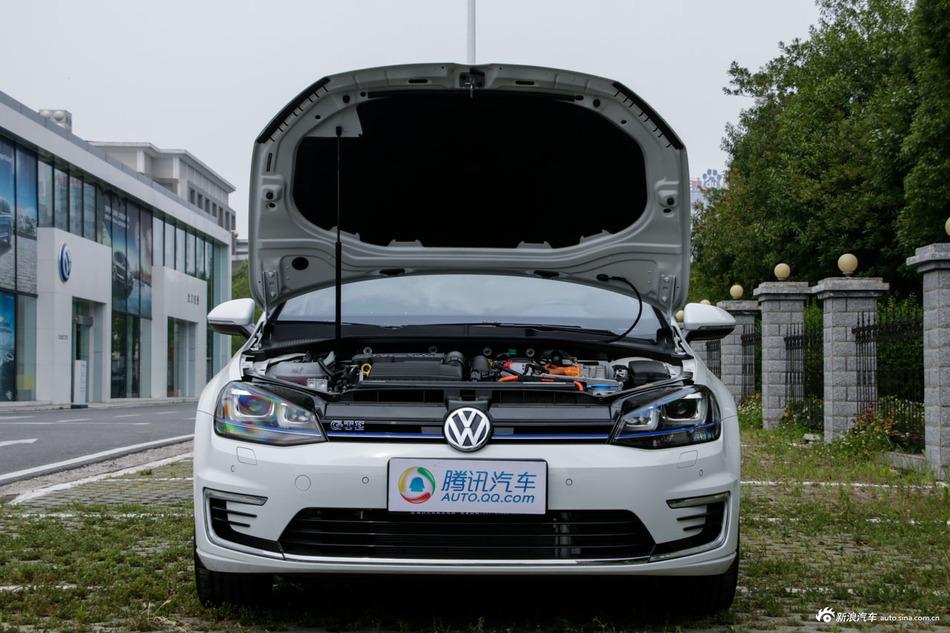 2015款高尔夫-进口GTE 1.4T自动