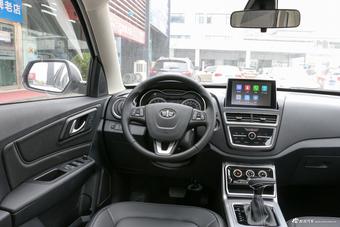 2019款奔腾X40 1.6L自动豪华型