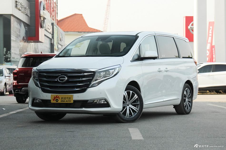 新一轮价格战来袭,广汽传祺传祺GM8全国最高直降2.03万