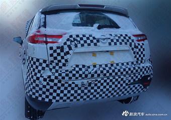 海马S3小型SUV曝光 搭1.6L引擎/年内上市