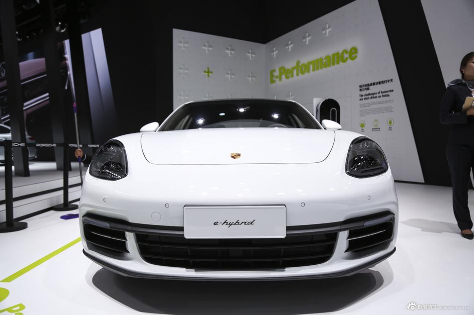 Panamera低价促销 新浪购车最高优惠10.29万元