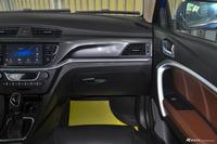 2017款吉利帝豪1.5L自动RS两厢百万款向上版