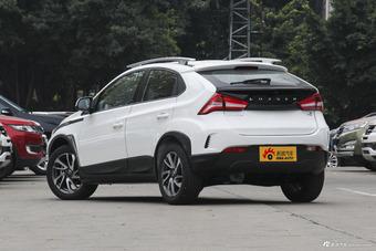2017款纳智捷 U5 SUV 1.6L CVT骑士版