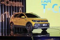 2019款大众T-Cross 基本型