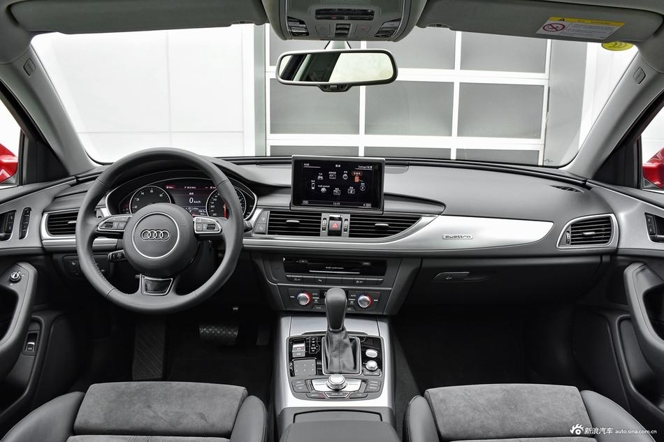2017款奥迪A6 1.8T自动Avant时尚型