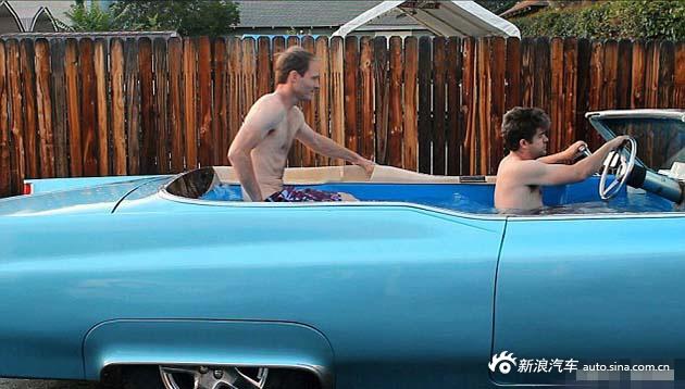 夏天最需要的车原来是它