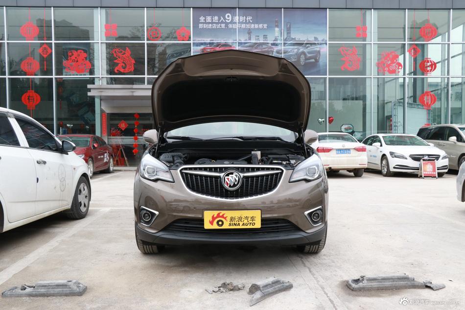 2018款昂科威1.5T自动两驱豪华型20T