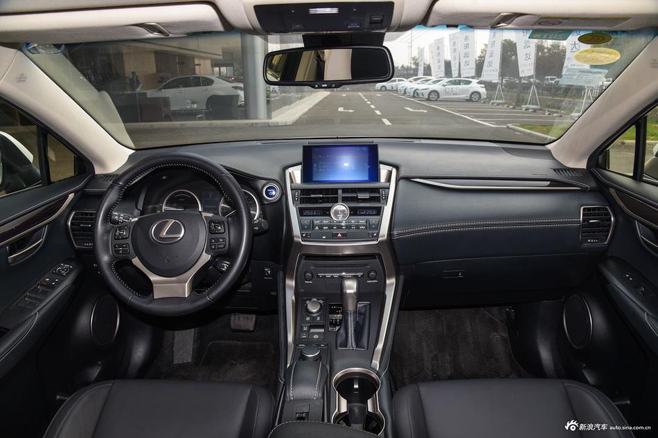 2015款雷克萨斯NX 2.5L自动300h全驱锋致版