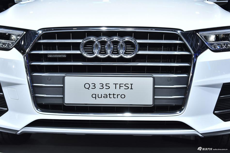 奥迪Q3/奔驰GLA级/宝马X1三车对比 咱进一步说话