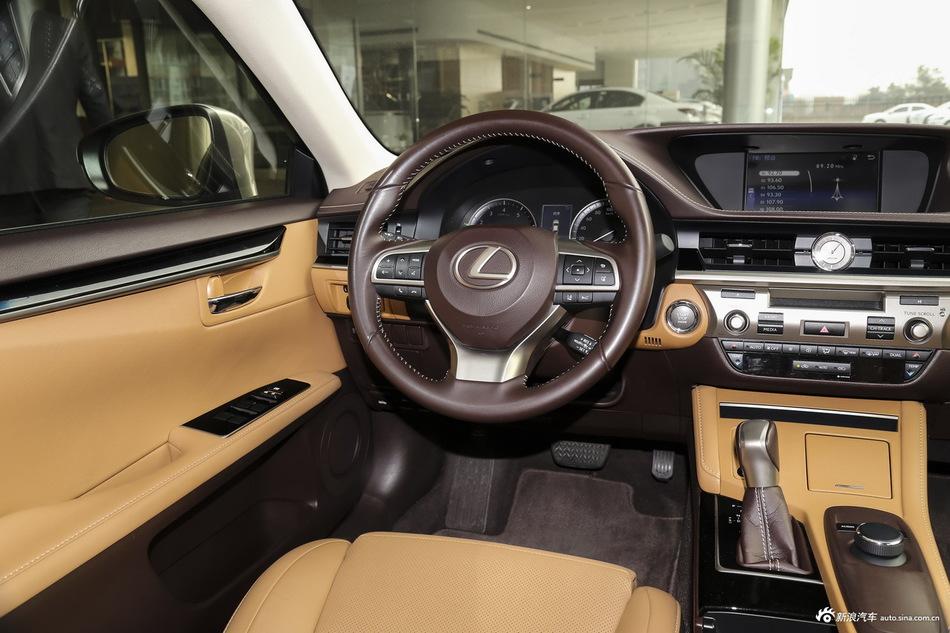 新车二手车都合适,雷克萨斯ES新车优惠25.98万起