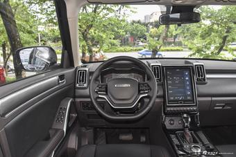 2018款昌河Q7 1.5T自动精英型