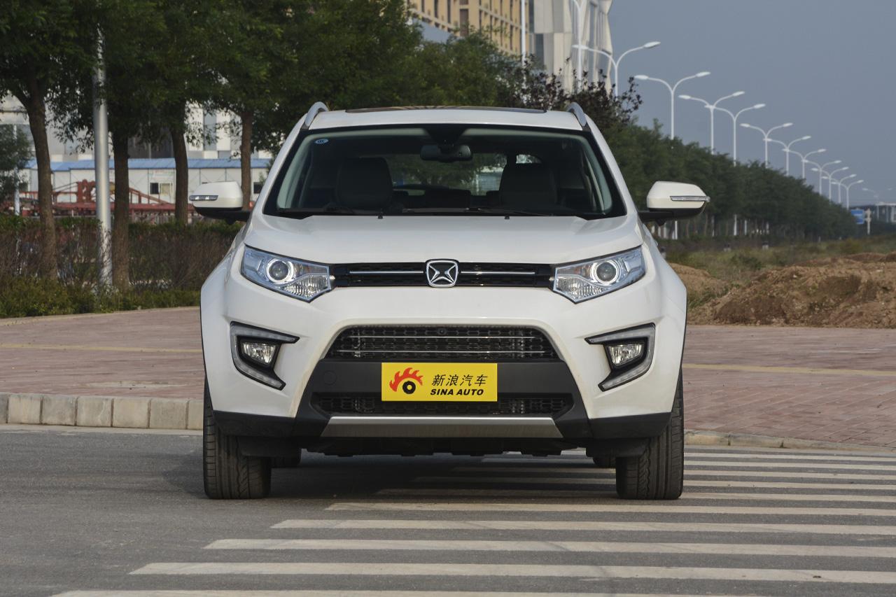2016款驭胜S330 1.5T自动两驱旗舰版