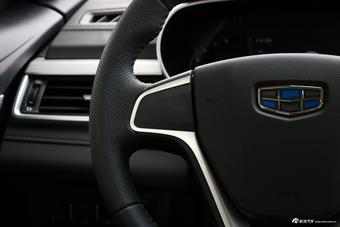 2018款吉利远景S1 1.5L手动锋驰型