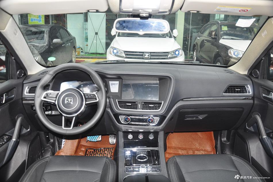2016款众泰T600 2.0T自动尊贵型