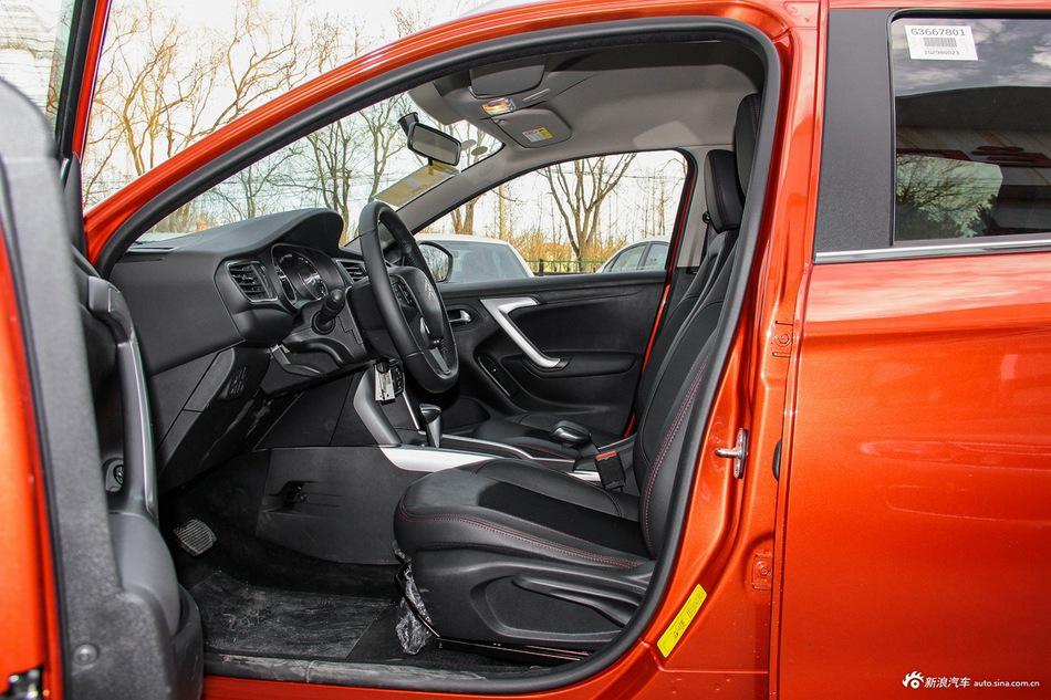 2017款雪铁龙C3-XR 1.2T 230THP自动先锋型