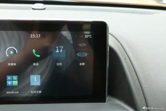 2018款风神AX4 1.6L手动潮尚型天窗版