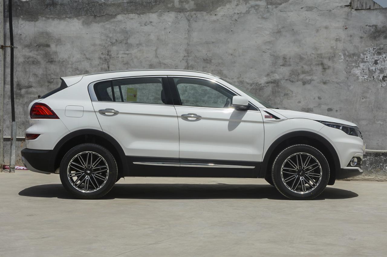 2018款观致5 SUV 1.6T自动旗舰型