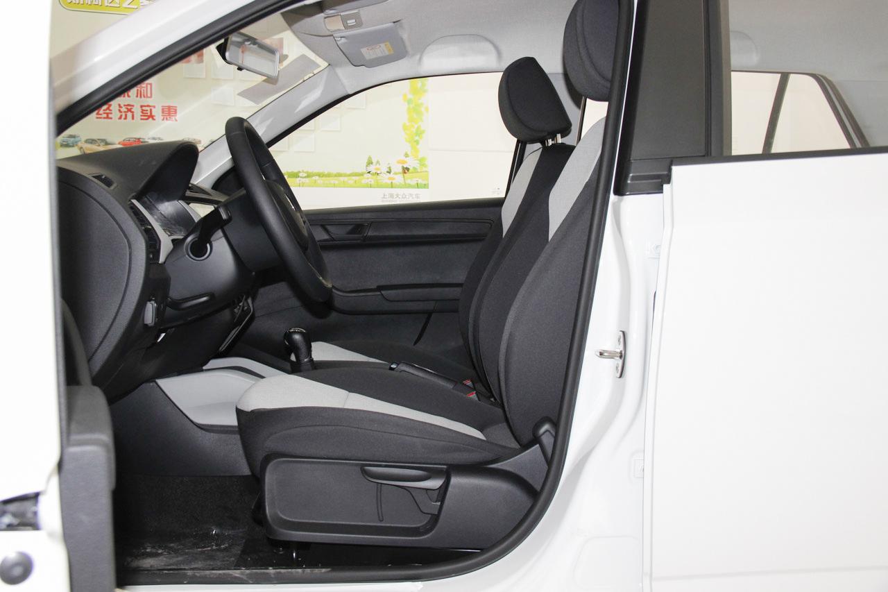 2016款晶锐1.4L自动车享版