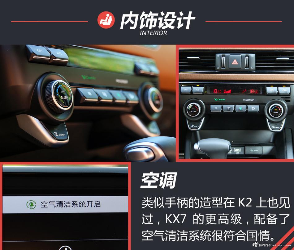 起亚KX7试驾