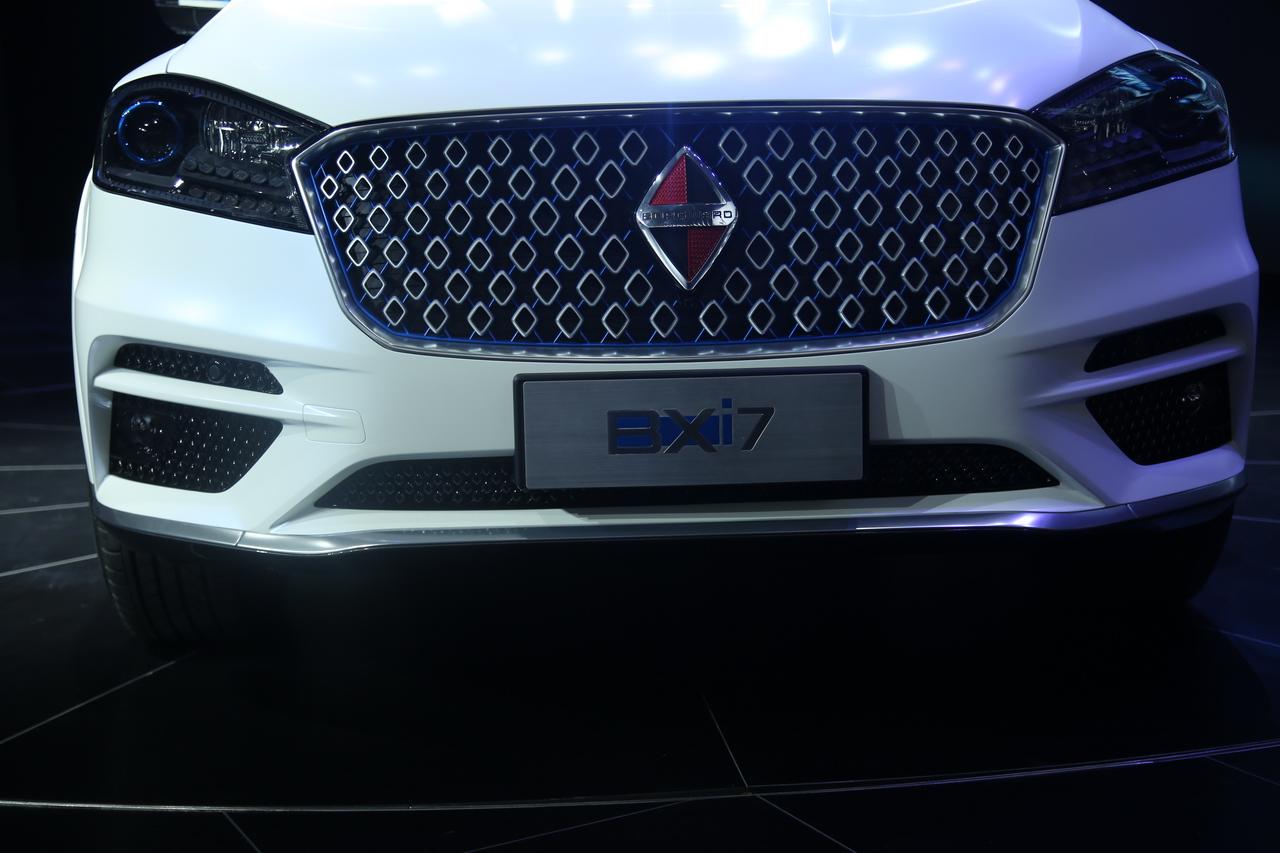 宝沃BXi7