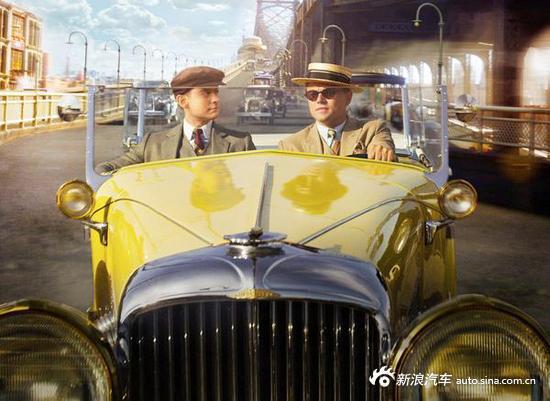 那些让汽车出尽风头的电影