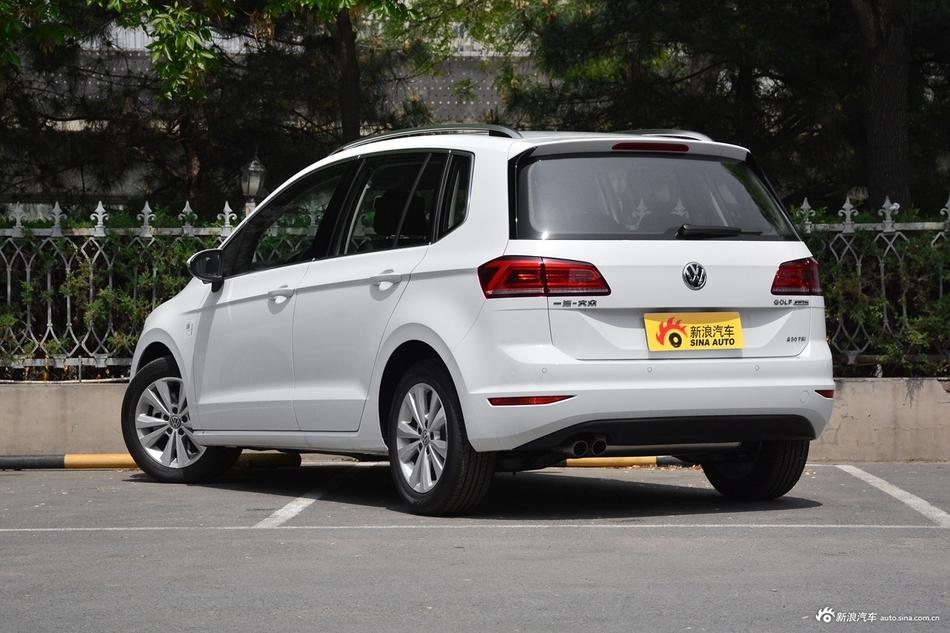 终于等到这个价,大众高尔夫·嘉旅新车全国10.23万起