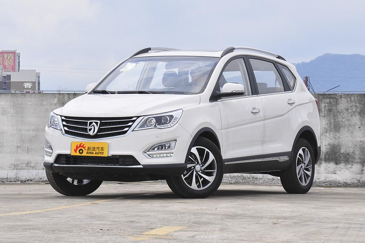 2016款 宝骏560 1.8L手动豪华型