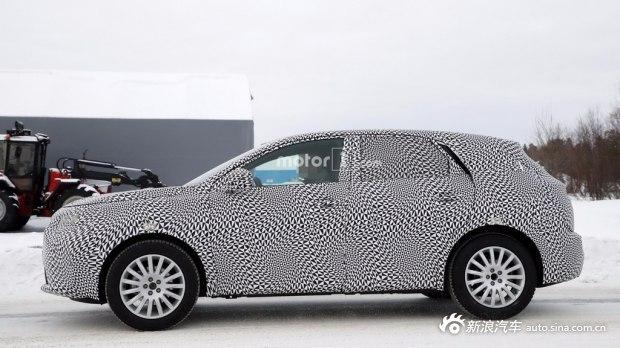 豪华版新3008 曝DS全新紧凑型SUV谍照