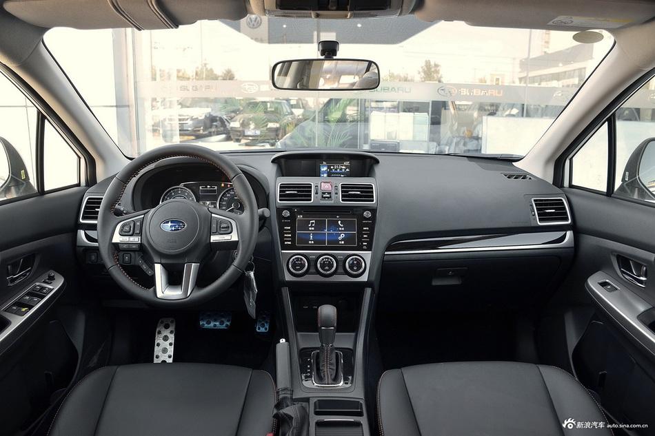 2017款斯巴鲁XV 2.0L自动精英版