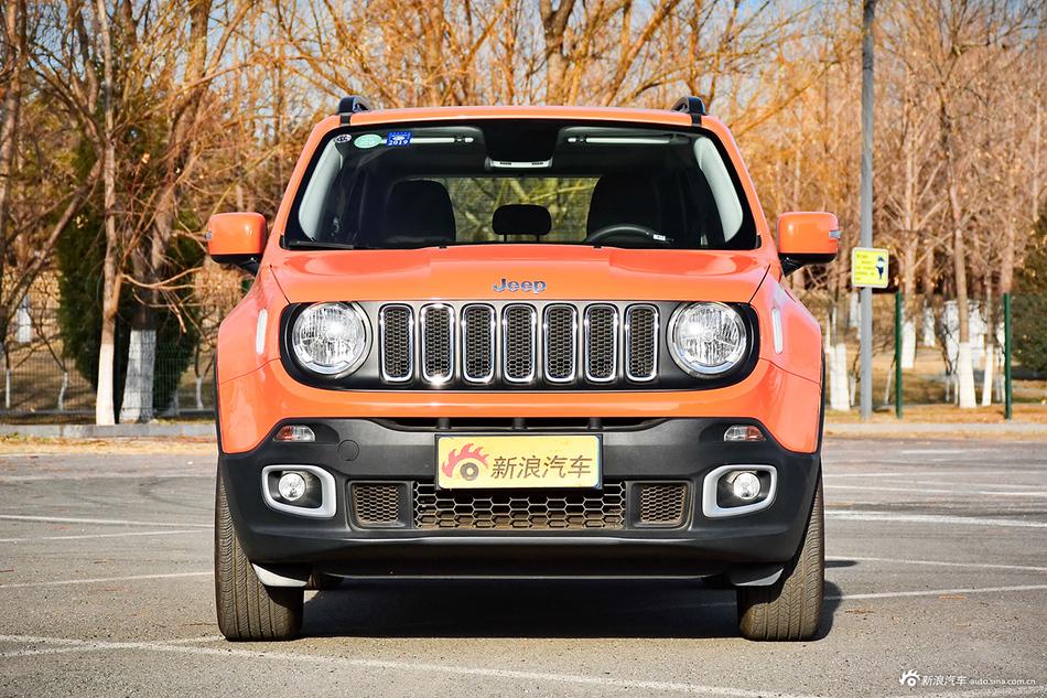 新车推荐!Jeep自由侠全国新车11.21万起